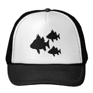 Bold Bass Mesh Hat