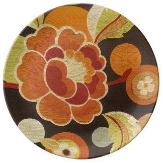 Bold & Beautiful Plate