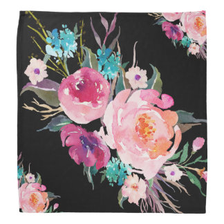 Bold & Beautiful posy bandana