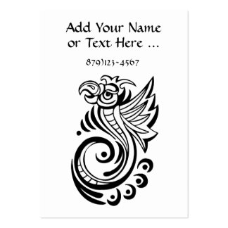 Bold Bird Business - Profile Card by SRF Pack Of Chubby Business Cards