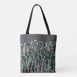 Bold Blooms Tote Bag