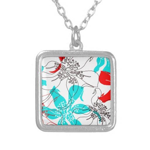 Bold Blossoms Pendant