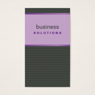 BOLD BUSINESS CARD :: neon block 5P
