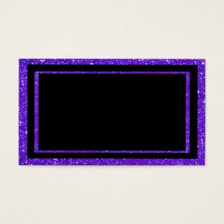Bold Business Cards Purple 18d