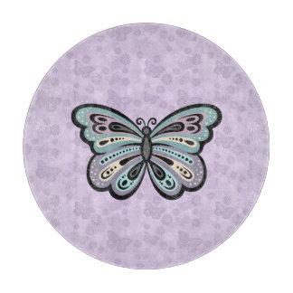 Bold Butterfly cutting board