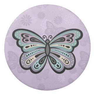 Bold Butterfly erasers