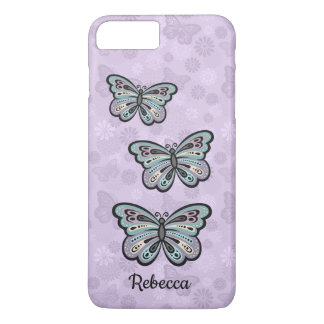 Bold Butterfly iPhone 8 Plus/7 Plus Case