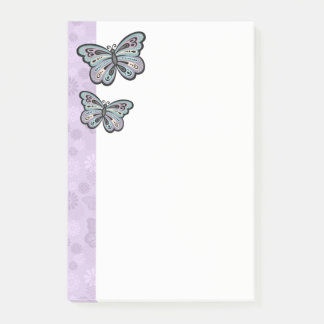 Bold Butterfly notes