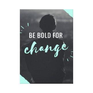 Bold Canvas