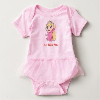 Bold Chibi Princess Tutu Baby Dress