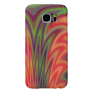 Bold Color Fan Samsung Galaxy S6 Cases
