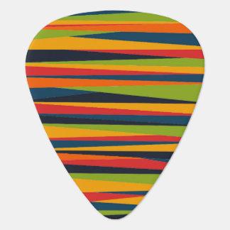 Bold Color Guitar Pick