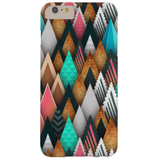 Bold, Colorful, Contemporary Abstract Design. Barely There iPhone 6 Plus Case