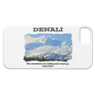 Bold Denali / The mountains are calling…J Muir Barely There iPhone 5 Case