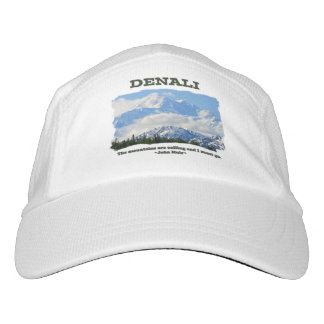 Bold Denali / The mountains are calling…J Muir Hat