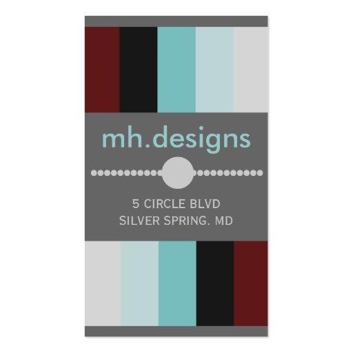 Bold Designer Business Cards