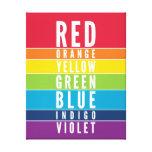 BOLD EDUCATIONAL CLASSROOM rainbow colour art