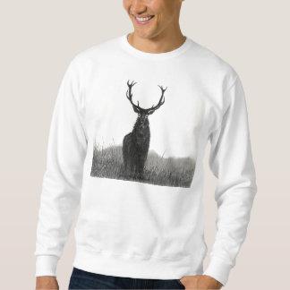 Bold Elk Stag Mens Sweatshirt