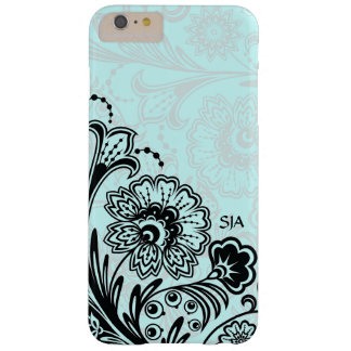 Bold Floral Design iPhone 6 Plus Case