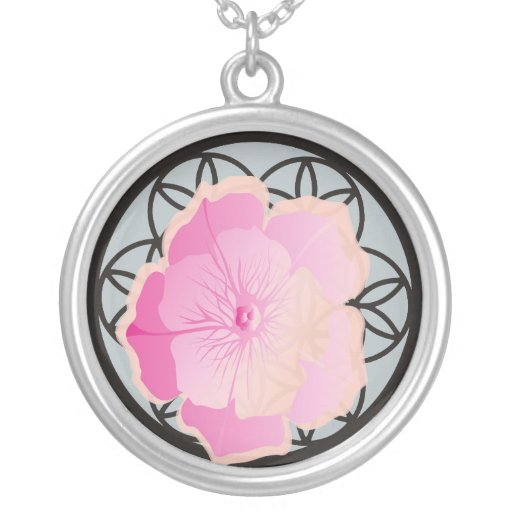 Bold Floral Necklace