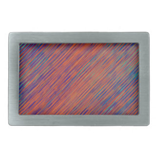 Bold Graphic with Calming Effect Belt Buckle