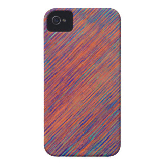 Bold Graphic with Calming Effect iPhone 4 Case-Mate Cases