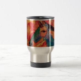 Bold Horse travel mug