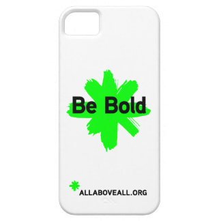 Bold iPhone 5 Case