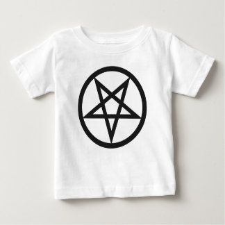 Bold Pentagram Baby T-Shirt