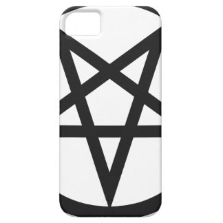 Bold Pentagram Barely There iPhone 5 Case