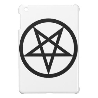 Bold Pentagram Case For The iPad Mini