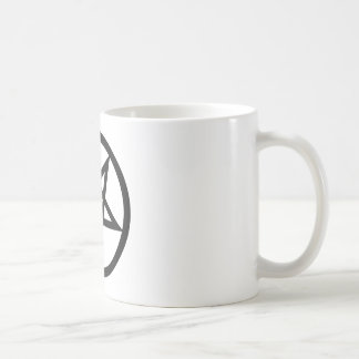 Bold Pentagram Coffee Mug