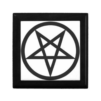 Bold Pentagram Gift Box