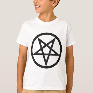 Bold Pentagram T-Shirt