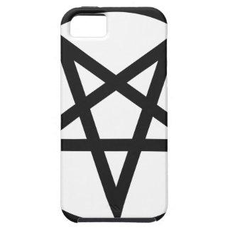 Bold Pentagram Tough iPhone 5 Case