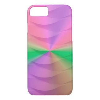 bold rainbow weave spectrum iPhone 8/7 case
