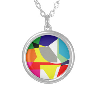 Bold Shapes Personalized Necklace