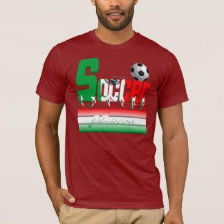 Bold Soccer Mexico Men's Tee