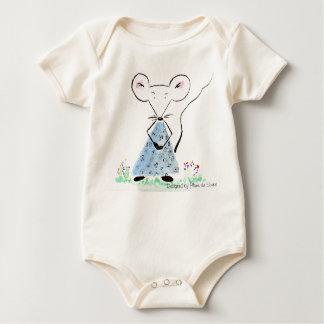 Bold Souricette Baby Bodysuit