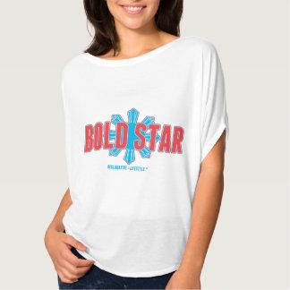 Bold Star Full Logo Women's Tee