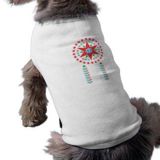Bold Star Parol on Pups' Gear Doggie T Shirt