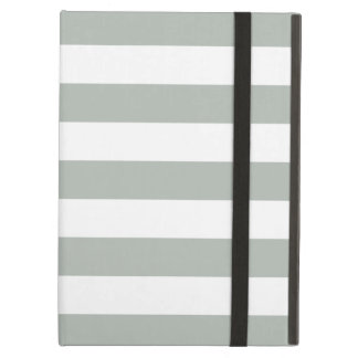 Bold Stripes Gray iPad Air Case