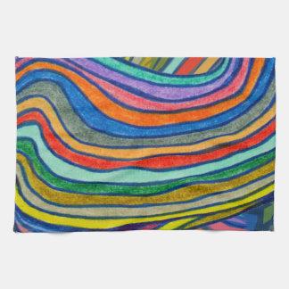 Bold Stripes Kitchen Towel