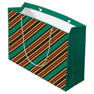 Bold Stripes Large Gift Bag