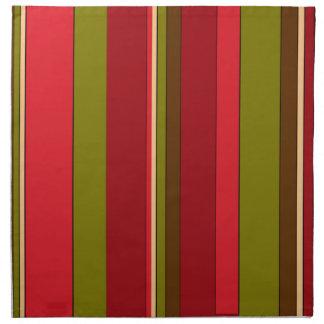 Bold Stripes Napkin