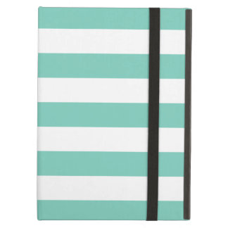 Bold Stripes Turquoise iPad Air Case