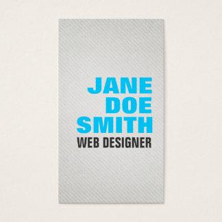 Bold & Stylish Business Card