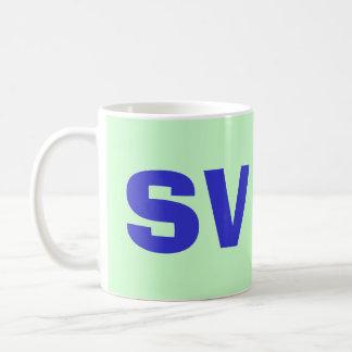 Bold SV El Salvador Mug