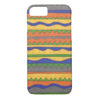 Bold Tribal Pattern iPhone7 Case