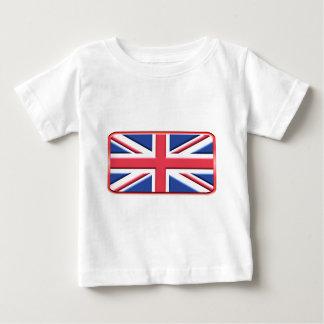 Bold Union Jack Baby T-Shirt